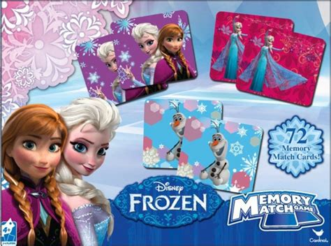 Promo Match It Memory disney frozen memory match for 6 99 free prime shipping become a coupon