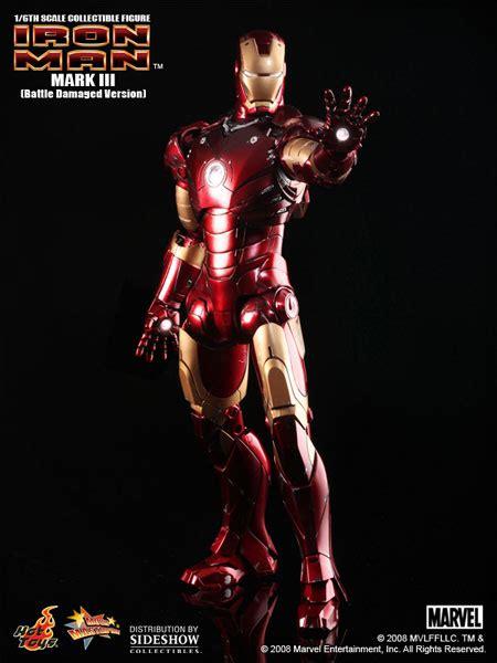 Figure Mainan Yo Mk Kyubi Iron Iii Sixth Scale Figure Toys
