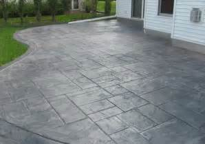 Concrete Patio Design Ideas by Understanding Concrete Patio Design In Home Decoration