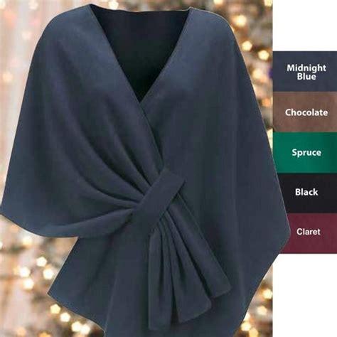 pattern for a fabric shawl inspiration tuck shawl my style pinterest un