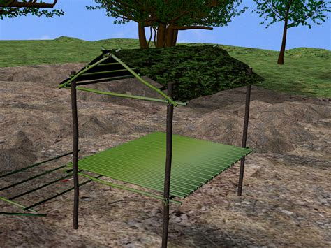 how to a shelter how to build a shelter in the jungle with pictures