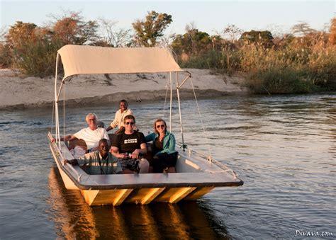 okavango river boats okavango river boat safari at the divava lodge