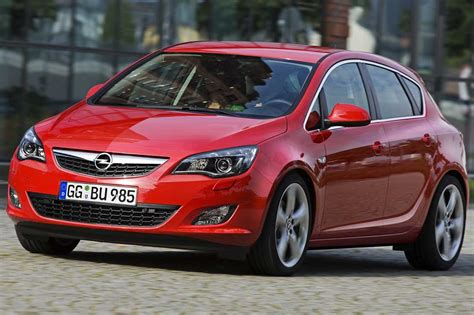 Opel Astra 2010 by Astra 2010
