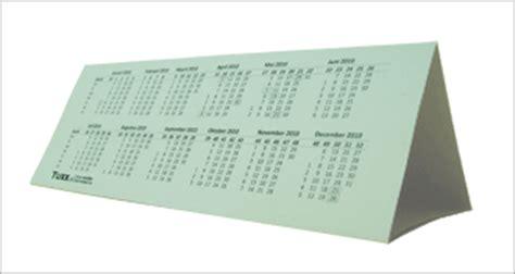 Kalender 2018 Tuxx Bureaukalender