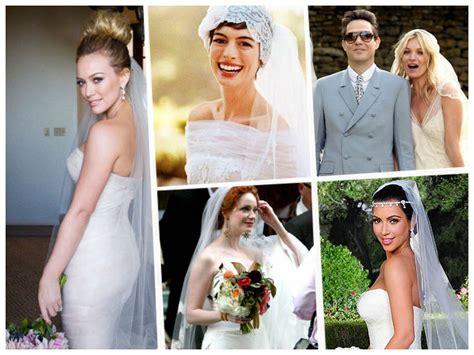 imagenes vestidos de novia de famosas vestidos de novia de las famosas actitudfem