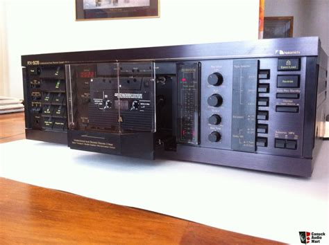 best nakamichi cassette deck nakamichi rx 505 3head rotating cassette deck one of the