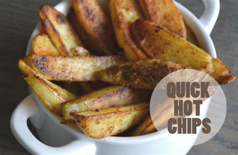 hot chips recipe quick hot chips recipe kid magazine