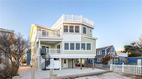 boat rentals on lbi nj luxury lbi waterfront home with dock perfect vrbo
