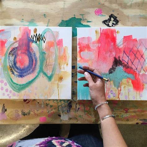 Détacher Peinture Acrylique by 8144 Best Images About Inspiration Peinture Acrylique Et