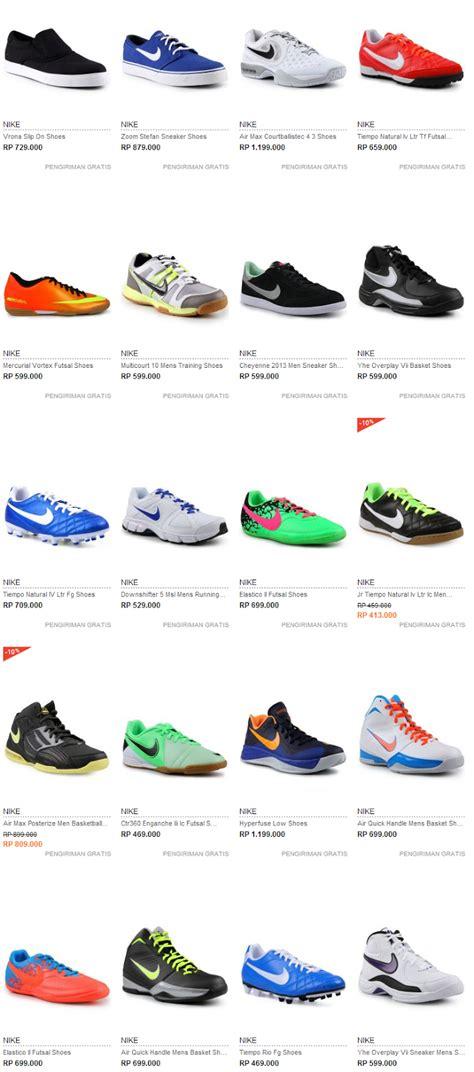 Daftar Sepatu Nike Original Beserta Gambar sepatuwanitaterbaru2016 daftar harga sepatu nike original