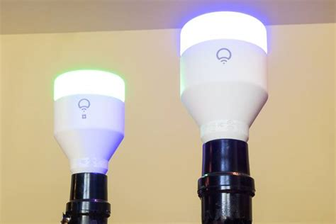 the best smart led light bulbs reviews by wirecutter a