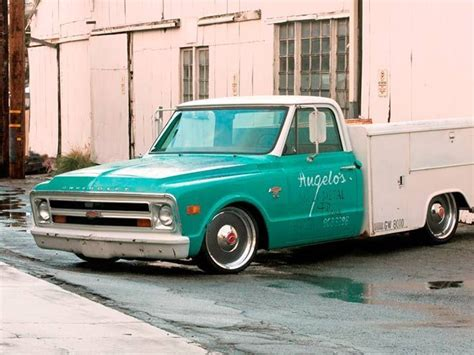 custom utility truck beds the 1968 chevy custom utility truck that nobody s seen