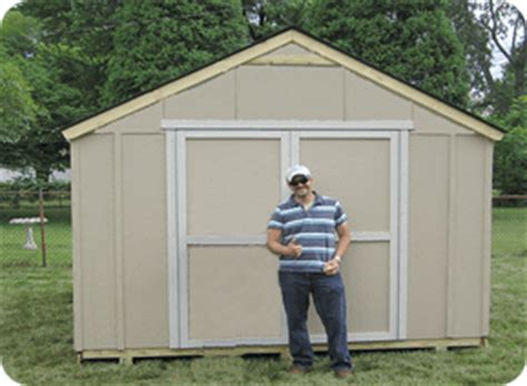 built on site shed installation service explained