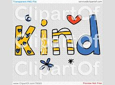 Royalty-Free (RF) Clipart Illustration of a Colorful Kind ... Happy Valentines Day Clip Art Children