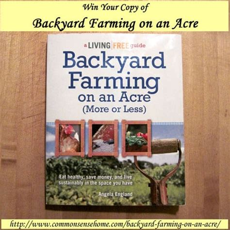backyard farming book backyard farming on an acre more or less book review and giveaway self sufficiency