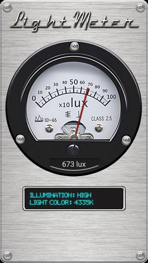 Best Light Meter App by Light Meter Android Apps On Play