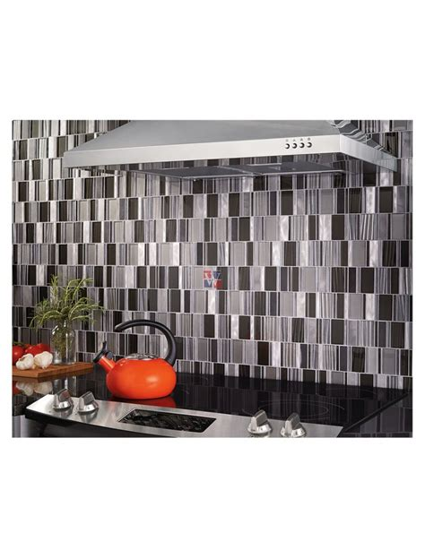 Joss Blend Stpack 6 grey patch block stack blend 12x12 blend wallandtile