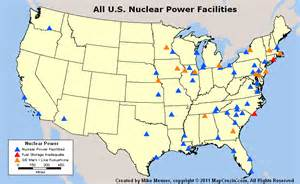 nuclear power plants in map u s nuclear reactor power plant tornado history like