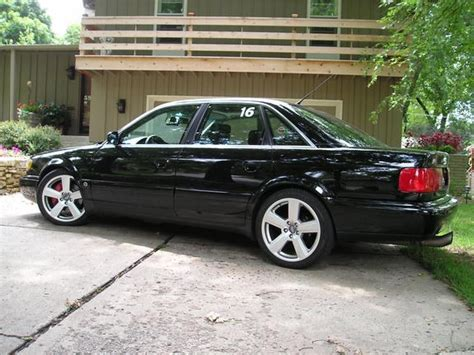 audi s6 1995 essix 1995 audi s6 specs photos modification info at