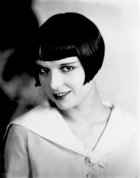 louise brooks haircut history of the bob retro chick