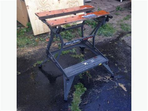 black and decker workmate bench black and decker workmate work bench victoria city victoria