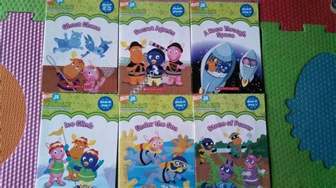 Backyardigans Books Free The Backyardigans Phonics 12 Book Reading Set Euc