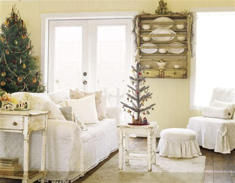 country chic home decor a country christmas decor ideas i heart shabby chic