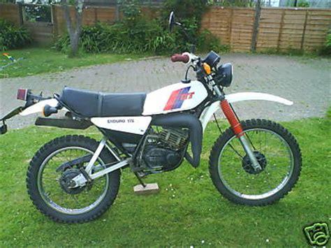 Yamaha Dt175mx 1981 Restored yamaha dt175 gallery classic motorbikes