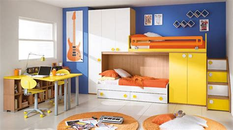 Kid S Bedroom Furniture Space Saving Bunk Beds Home Design Lover » Home Design 2017