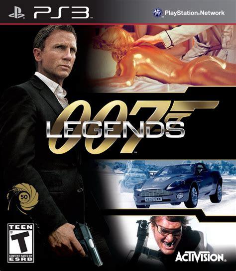 james bond 007 legends xbox 360 007 legends pc playstation 3 xbox 360 activision