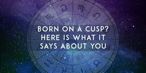 born on a cusp here s what it says about you wishing moon