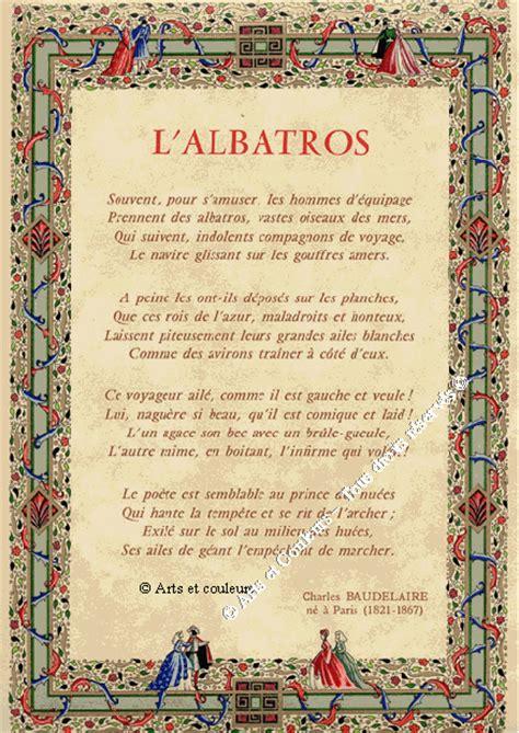l albatro testo charles baudelaire cloudy dreams