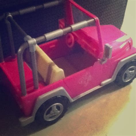 pink jeep accessories 45 accessories our generation pink jeep doll not