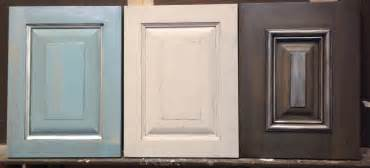 Painted cabinets and molding