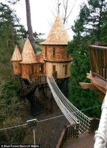 Treehouse Homes For Sale now that s a real millionaire play pad the luxury tree