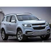 Esta &233 A Nova Blazer General Motors Divulgou Nesta Quinta Feira