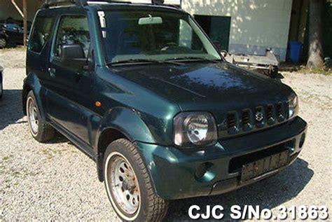 Suzuki Jimny 1999 1999 Left Suzuki Jimny Green Metallic For Sale