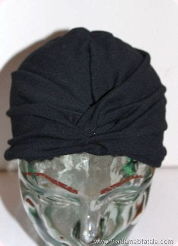 tutorial turban hat turbans turban hat and sew on pinterest