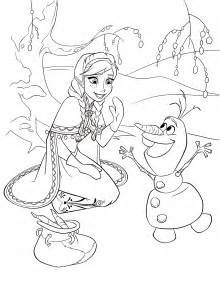 coloring page frozen free coloring pages of frozen