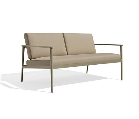 sofa line vint 2 seater sofa garden sofas from bivaq architonic