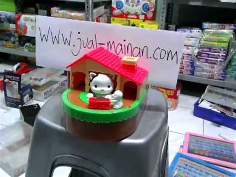 Celengan Koin Kucing bikin rumah kucing funnycat tv