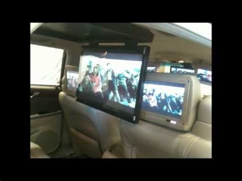 how to install tv in car overhead screen monitor dvd player installation alpi