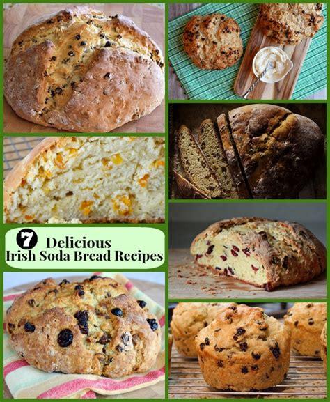 7 Delicious Sodas by 7 Delicious Soda Bread Recipes