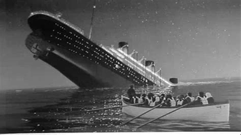 Of The Sinking by New Cgi Analysis Of Titanic Sinking And Web Resources