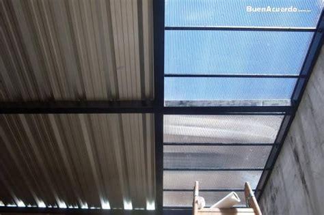 Outdoor Space Design Ideas - techo de chapa trapezoidal y policarbonato techos de chapas policarbonatos tejas pinterest