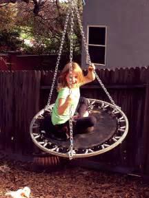 Diy swing ideas for kids