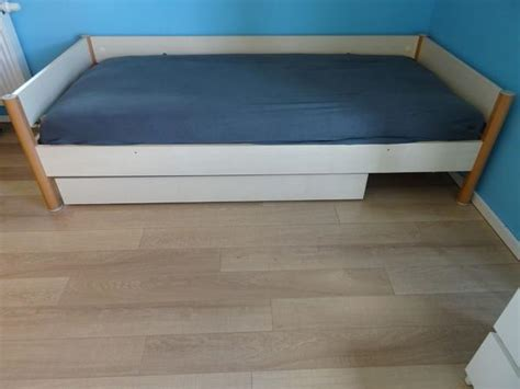 paidi bettgestell ohne rost und matratze mit bettkasten