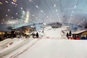 luxury design ski dubai resort the largest indoor