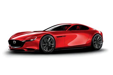 Mazda Rx Vision by By Design Mazda Rx Vision Concept