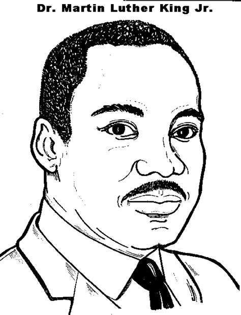 coloring page of dr king 88 martin luther king jr coloring pages worksheets